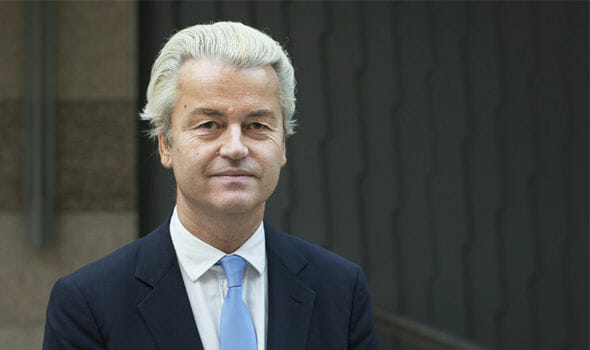 """Dutch Politician Geert Wilders Comes to Defense of Jailed UK Activist Tommy Robinson: """"Come to Your Senses United Kingdom!"""""""