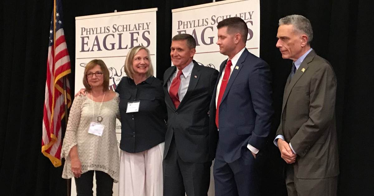 """General Flynn Breaks His Silence At TGP's Gateway Eagle Council XLVII: """"Stand Ready to Fight for Our Way of Life"""""""