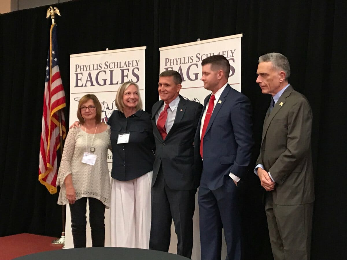 "General Flynn Breaks His Silence At TGP's Gateway Eagle Council XLVII: ""Stand Ready to Fight for Our Way of Life"""