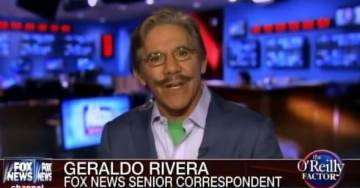 Not Too Bright… Geraldo Rivera: Israel Is Occupying Force in Palestinian Land