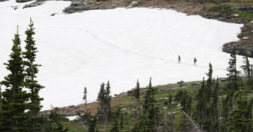 Glacier National Park Quietly Ditches Signs Saying Glaciers Will 'All Be Gone' By 2020