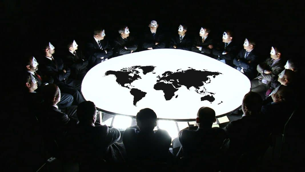 THE ROAD TO GLOBAL FASCISM: How Wall Street Investment Banks Use Coercion to Promote Social Justice, Climate Change, and Globalism