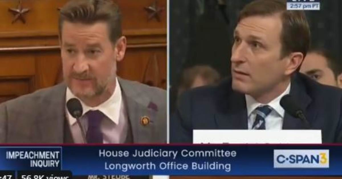 Wow! Democrat Hack Attorney Refuses to Answer on His Contacts with Anti-Trump CIA Whistleblower (VIDEO)