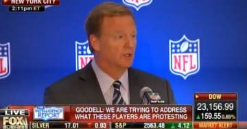 IDIOTS in NFL Cave: Renews Five Year Contract for Roger Goodell …Including Private Plane