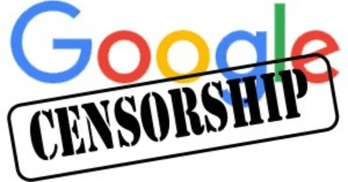photo image Leaked Google Documents Prove Tech Giant is Censoring: Rush Limbaugh, Gateway Pundit, Newsbusters, MRCTV, Daily Caller,…