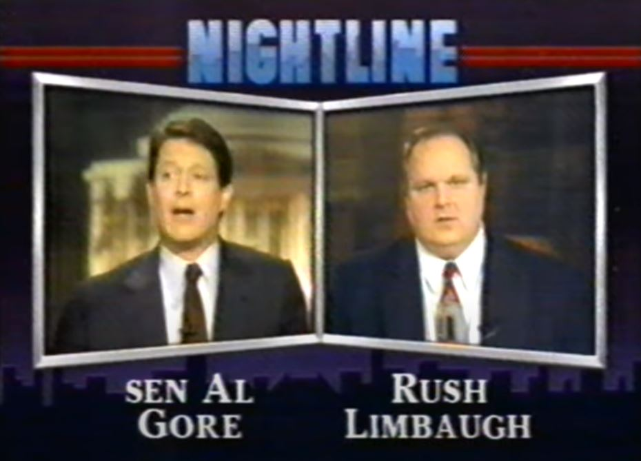 """THE GREATEST: Rush Limbaugh Called Out the BS from the """"10 Years Left"""" Doomsday Cult Back in 1992"""