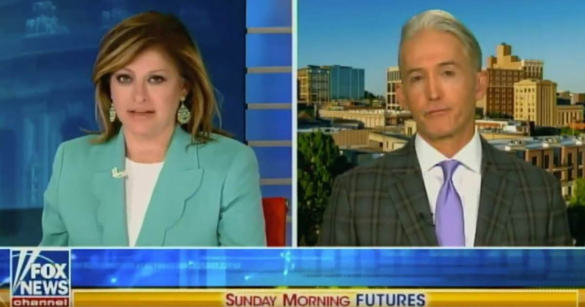 photo image BOOM! Trey Gowdy BUSTS Spygate Wide Open — Junk Dossier Was Used 5 Times and NOT just 4 Times by Deep State –…