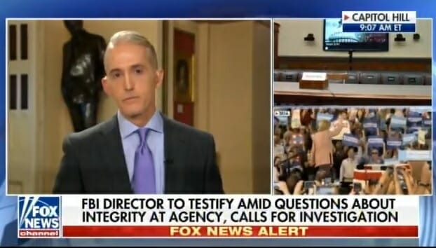 "Rep. Trey Gowdy on Don Trump Jr. Testimony: He Did Not Break Any Laws ""He Didn't Even Do Anything Improper"" (Video)"