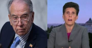 BOOM! Sen. Grassley Tells Christine Ford's Liberal Hack Attorneys NO DICE! — On Their Several Lunatic Demands