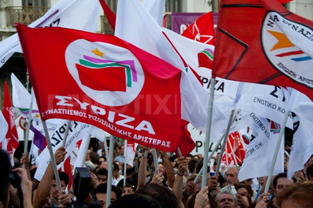 Newly Elected Radical Left Government in Greece Demands EU Cancel Half Its Debt