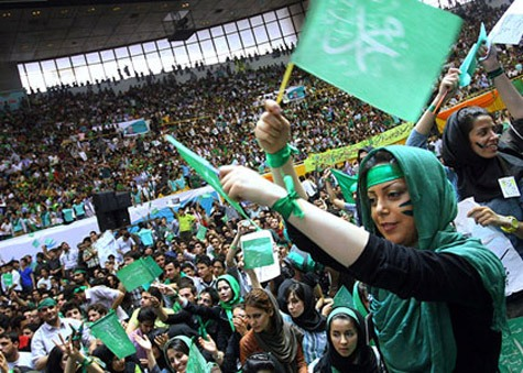 green revolution iran