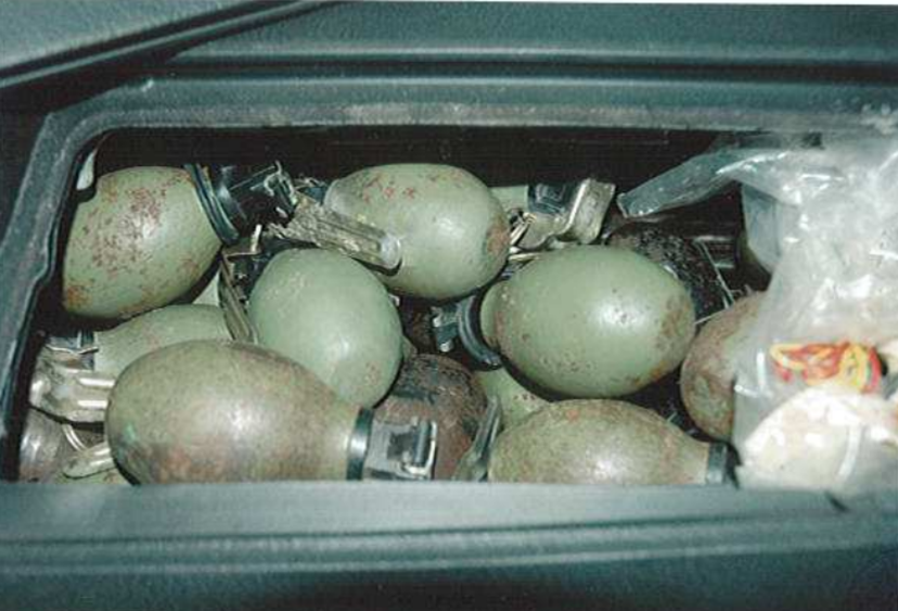 Another Grenade Found in Malmo, Sweden the Grenade Capital of Europe