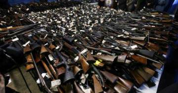 Gun Confiscation Measure Slogs Along In Oregon