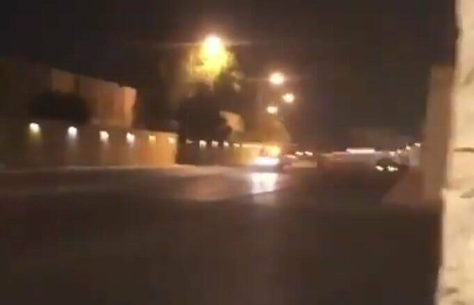 BREAKING: Heavy Gunfire Reported Outside Kings Home in Saudi Capital  Police Say Drone Was Shot Down