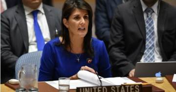 NEW YORK SLIMES: Paper Targets Nikki Haley For Expensive Curtains At State Department – Which Were Bought By Obama Admin