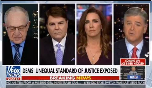 "Sean Hannity: ""Sources are Telling Me… Those that Did Premeditated FISA Fraud… THEY'RE ABOUT TO SEE THEIR WORLDS ROCKED"" (VIDEO)"