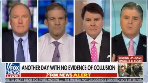 """photo image It's Happening! Sean Hannity: The Deep State """"Day of Reckoning"""" is About to Break Wide Open! (VIDEO)"""