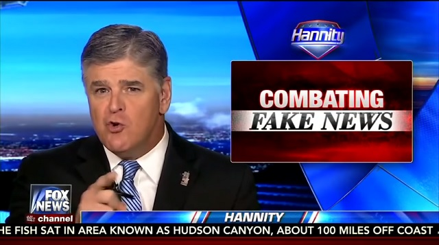 """Sean Hannity Unleashes on """"Fake News CNN"""" and Soros' Media Matters – Warns """"Tick Tock"""""""