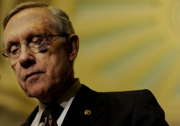 Report: Corrupt Harry Reid Is Resigning Due to Mounting Scandals