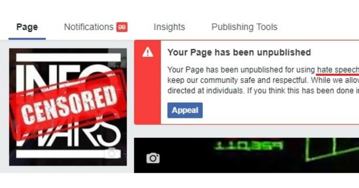 ARE TECH GIANTS WORKING TOGETHER TO BAN CONSERVATIVES? -- Apple and Facebook BAN Infowars on Same Day