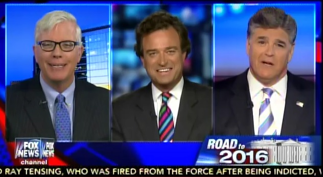 """Sean Hannity: Warren May Run for President – """"All We Need Is Another Communist"""" (VIDEO)"""
