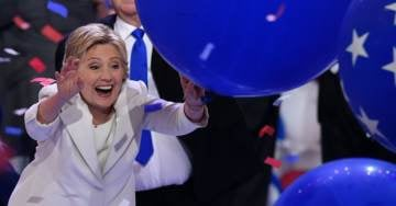 HOLD YOUR BREATH: Ex-Clinton Strategist Says Hillary Might Still Run