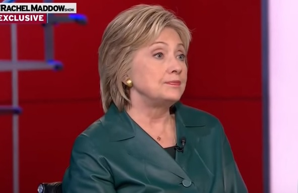 Hillary Clinton: VA Scandal with Dead Veterans Is Not Widespread… Just Part of GOP Ideological Agenda (VIDEO)