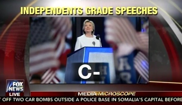 hillary c minus speech