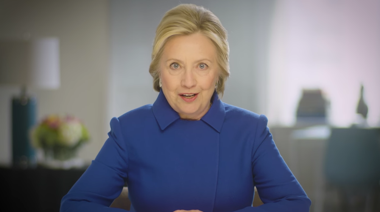 SHE'S BACK: Crooked Hillary Just Laid Groundwork for Losing the 2020 Presidential Election (VIDEO)
