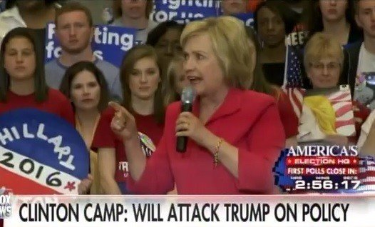 hillary coal miners out of work