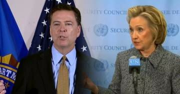 Analysis –Crooked Comey Reopened Hillary Email Case in October 2016 Because Good Cops in the FBI Leaked Info to Congress – Comey Later Fired the Good Cops