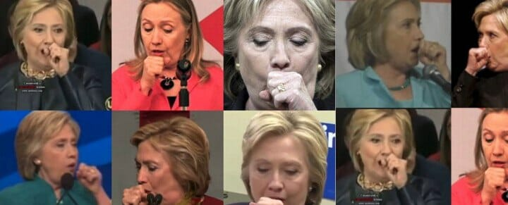 hillary-cough