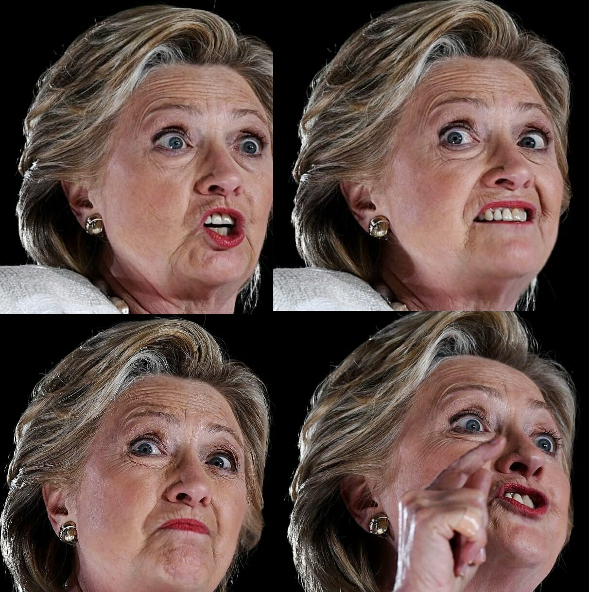 hillary-cracking-up