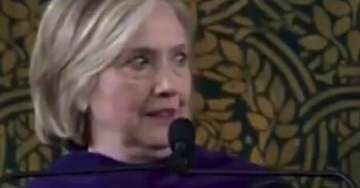 Looney-Bird Hillary Clinton Delivers Commencement Speech at Yale – Wears Russian Hat, Bitches About Trump (VIDEO)