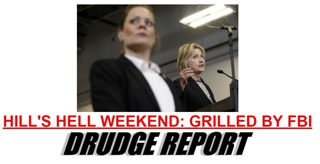 hillary grilled