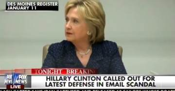 BREAKING=> Hillary Clinton Caught in ANOTHER BIG LIE 24 Hours Before Iowa Caucus! (VIDEO)