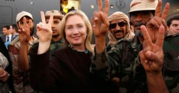 Hillary wanted 550% increase in refugees; 'Muslims not terrorists'