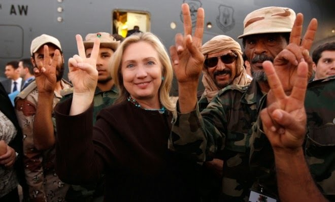 hillary isis