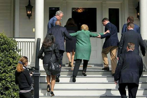 Hillary Again Shows Signs of Serious Illness – Will Liberal Media Ever Report This?