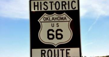 "Oklahoma Lawmakers File Bill to Rename Famous ""Route 66"" Portion After Historic President Donald Trump"