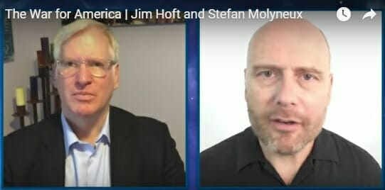 The War on America – TGP's Jim Hoft with Stefan Molyneux (VIDEO)