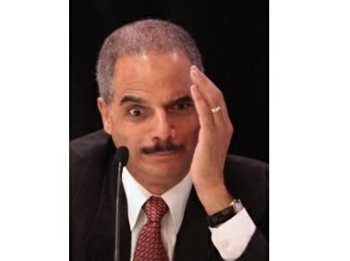 """Paul Sperry Tears Into Obama Wingman Eric Holder After Former AG Calls Him a """"Loser"""" and Tells Him to """"Shut the Hell Up"""" for His Reporting on Justice Dept."""