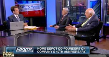 """Home Depot Co-Founder: Bernie Sanders Is the """"Enemy of Every Entrepreneur"""" That's Ever Going to Be Born (VIDEO)"""