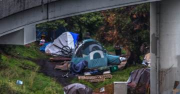 Democrat Rep. Pramila Jayapal Steps Over Homeless in Seattle – Gallivants to Tijuana to Defend Illegal Foreigners (VIDEO)