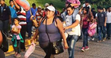 """""""March of the Migrant"""" Caravan of Hondurans Marching to US Border DOUBLES IN SIZE… To 3,000 People!"""