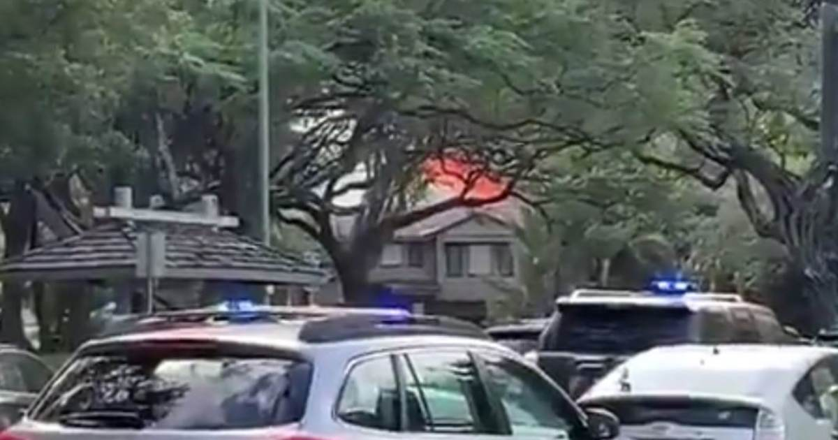 Suspect Stabs Landlord then Shoots and Kills Two Police Officers in Honolulu