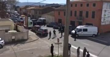 "TERROR ATTACK IN TREBES, FRANCE — 'ISIS' Gunman Shouts ""Allah Akbar!"" – Takes Hostages, At least 2 People Dead …Update: Islamist Dead"