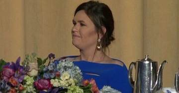 Sarah Sanders and Her Family Kicked Out of Virginia Restaurant by Trump-Hating Owner