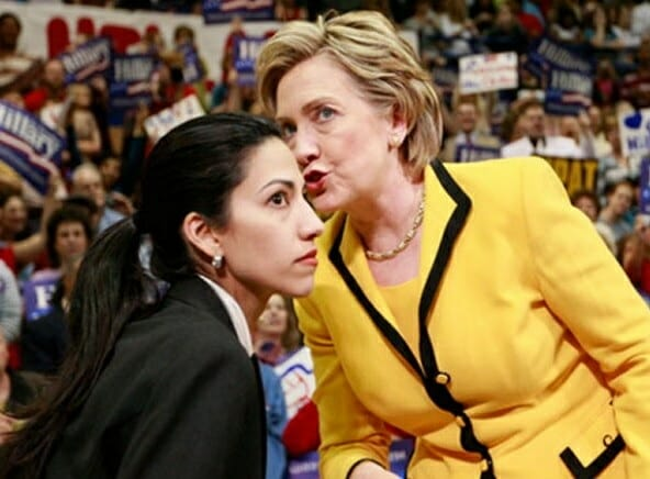 photo image BREAKING: Dead Woman Found In Huma Abedin's Dumpster at New York Building