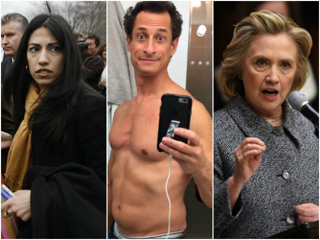 JUDICIAL WATCH: Identity of CIA Official Found on Anthony Weiner's Laptop by FBI